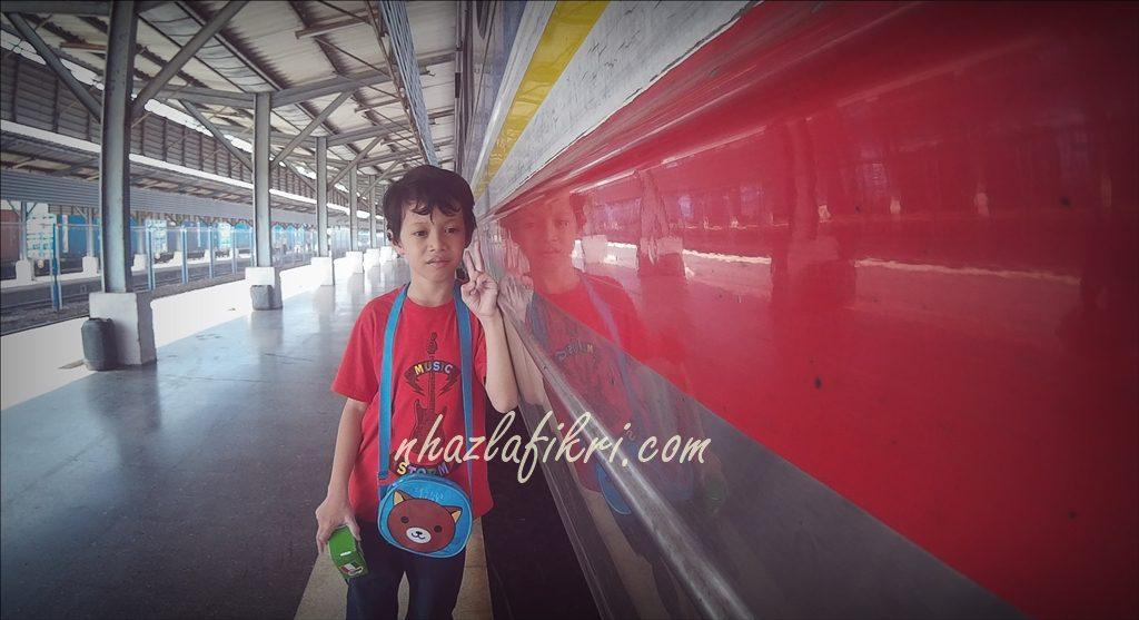 Malaysia ke Bangkok dengan tren – Siri Terakhir