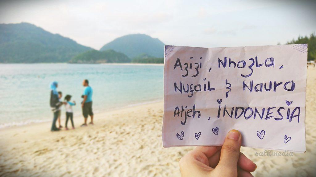 Video Travelog 4 hari di Aceh