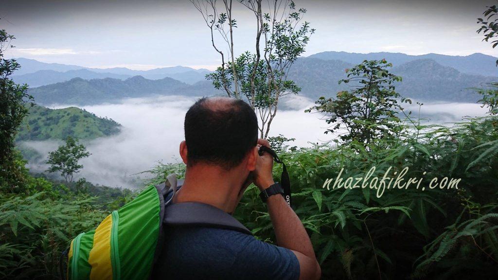 Mendaki Bukit Panorama