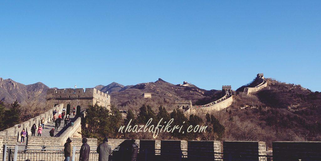 Permohonan Visa Ke China