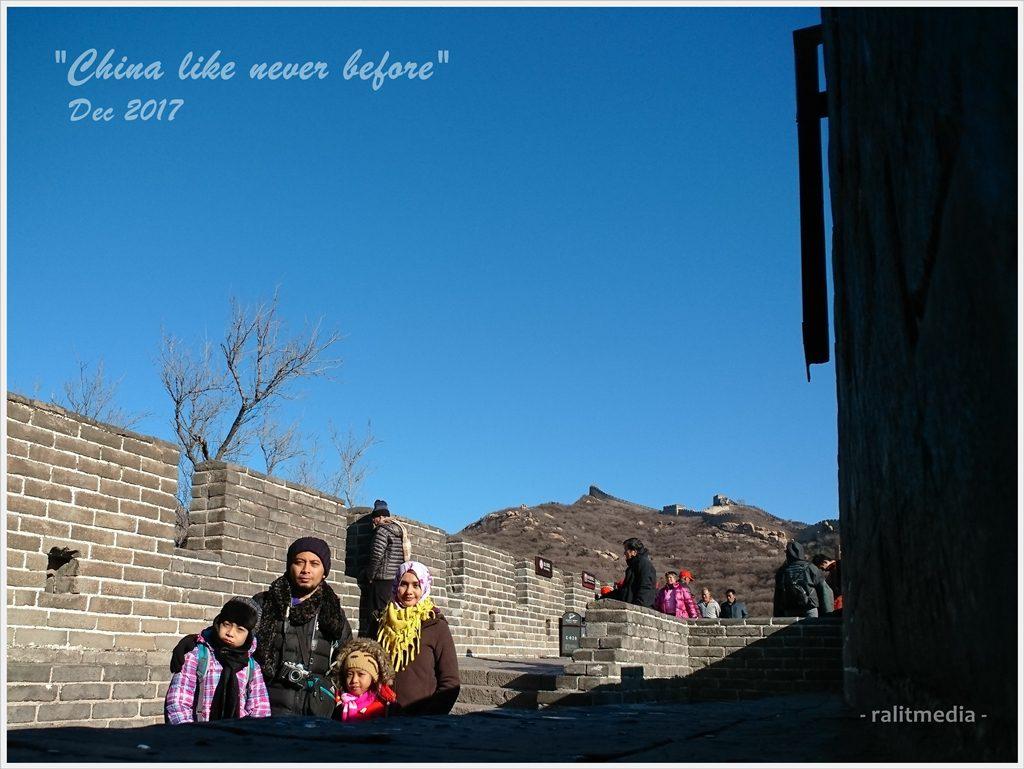 Pengalaman ke Beijing Disember 2017