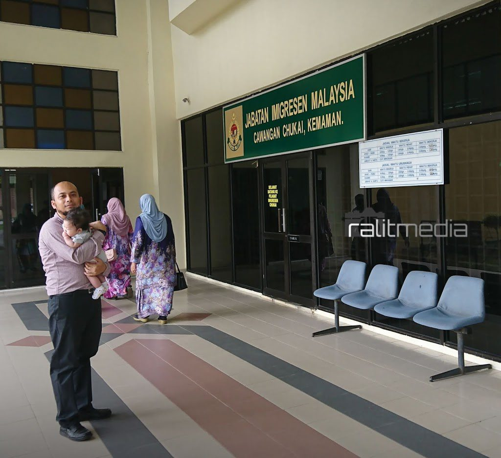 Persediaan buat pasport Malaysia bagi bayi