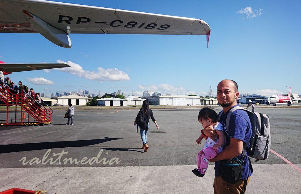 Panduan travel bersama bayi – Khas buat kali pertama terbang jauh