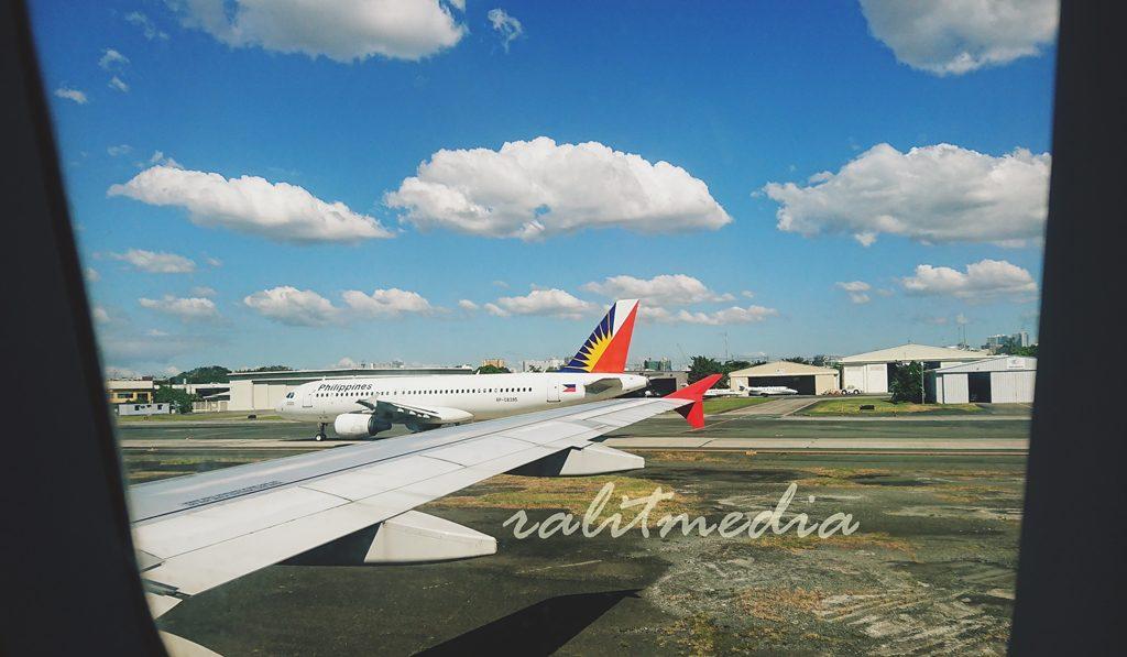 Review penerbangan Philippine Airlines