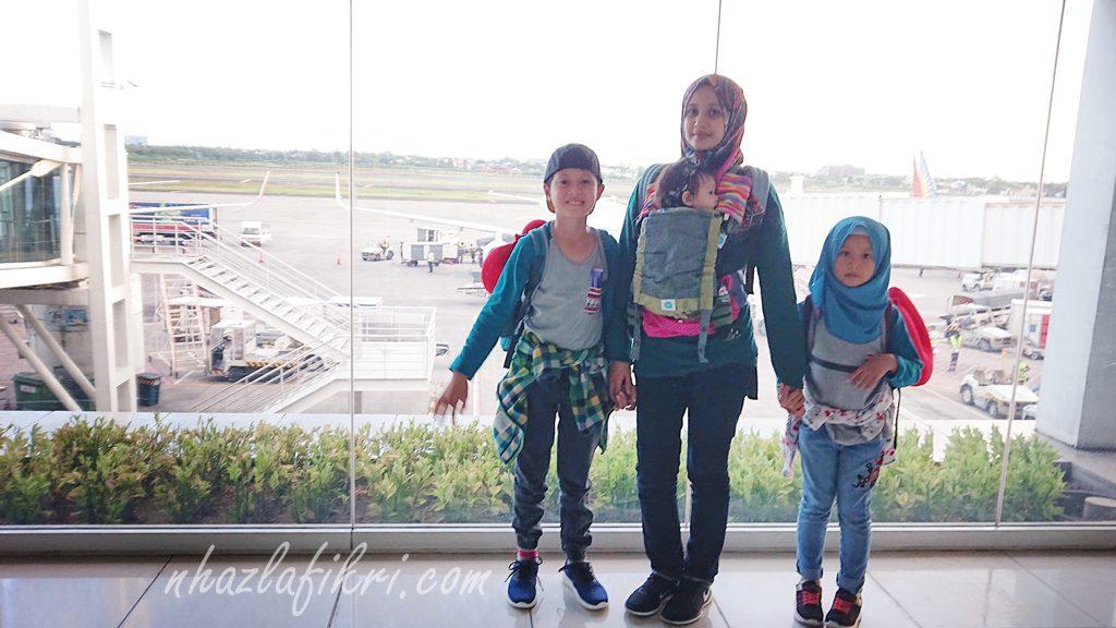 Sebelum ke Manila, baca dulu review Ninoy Aquinoy National Airport (NAIA)
