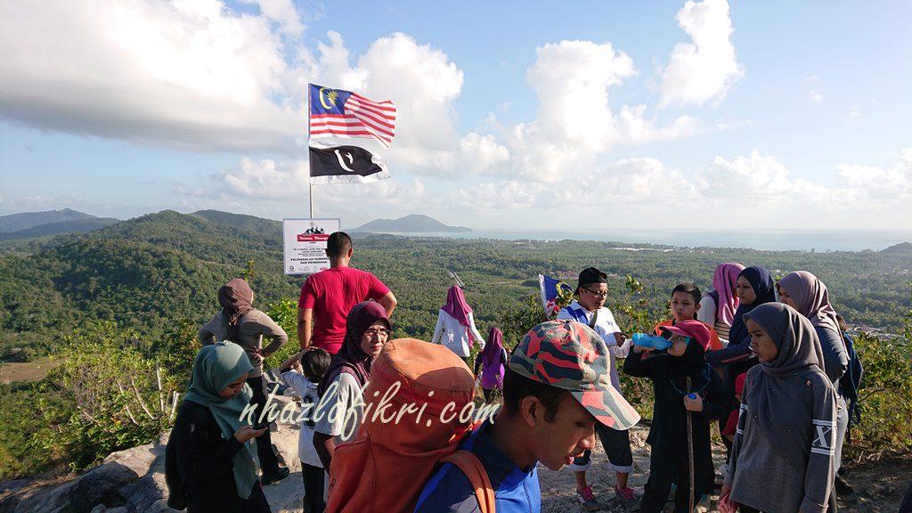 Ubah sikap selepas daki Bukit Harimau Menangis