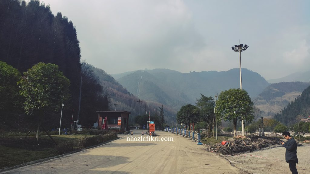 Daerah Dayi Xiling – Siri 3