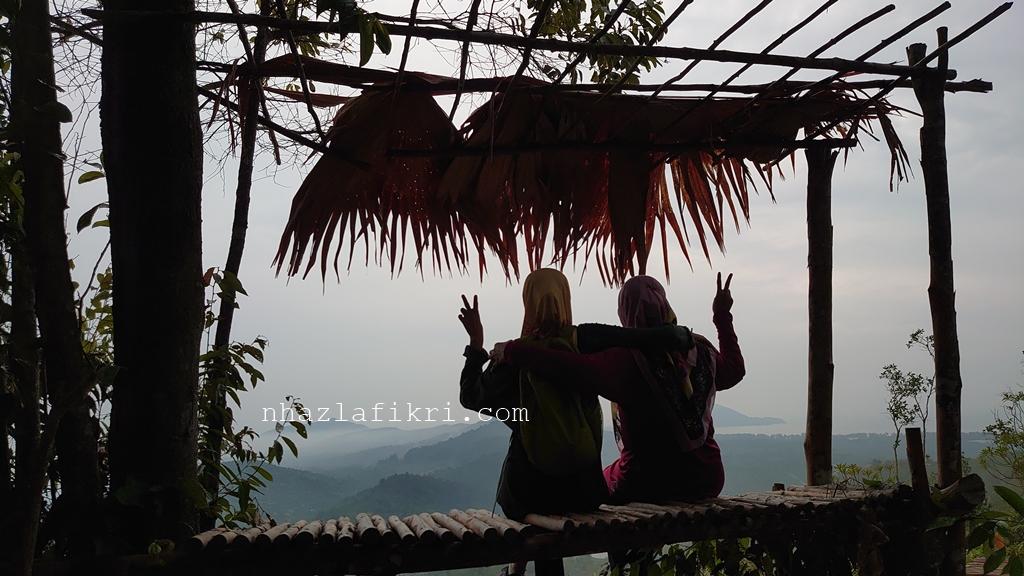 Keunikan trek baru Bukit Harimau Menangis