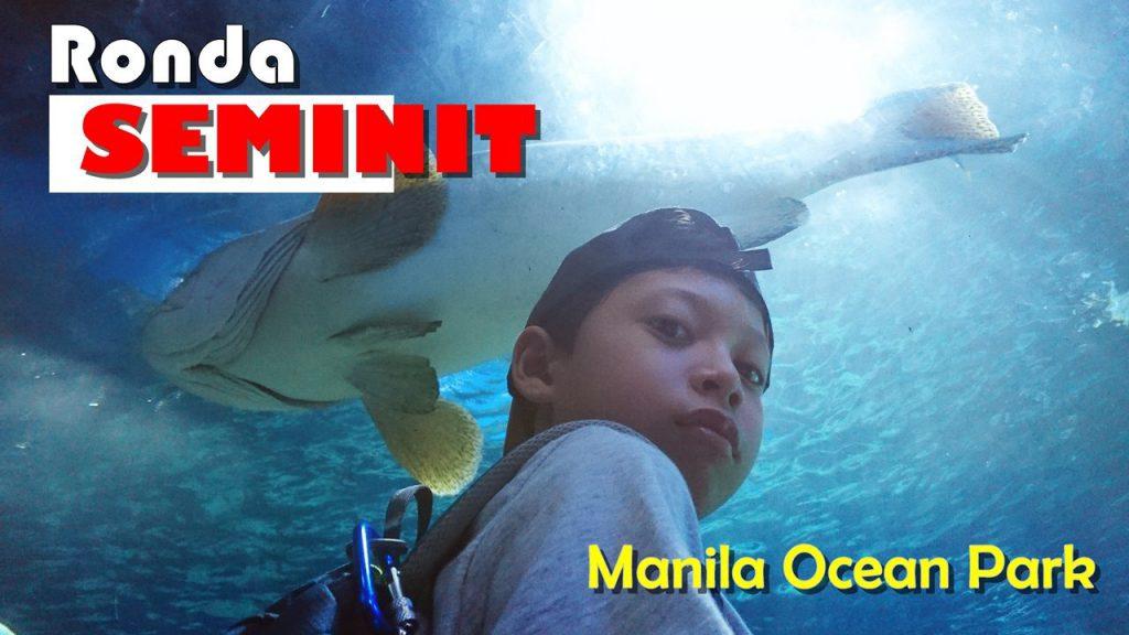 Tempat menarik Manila Ocean Park