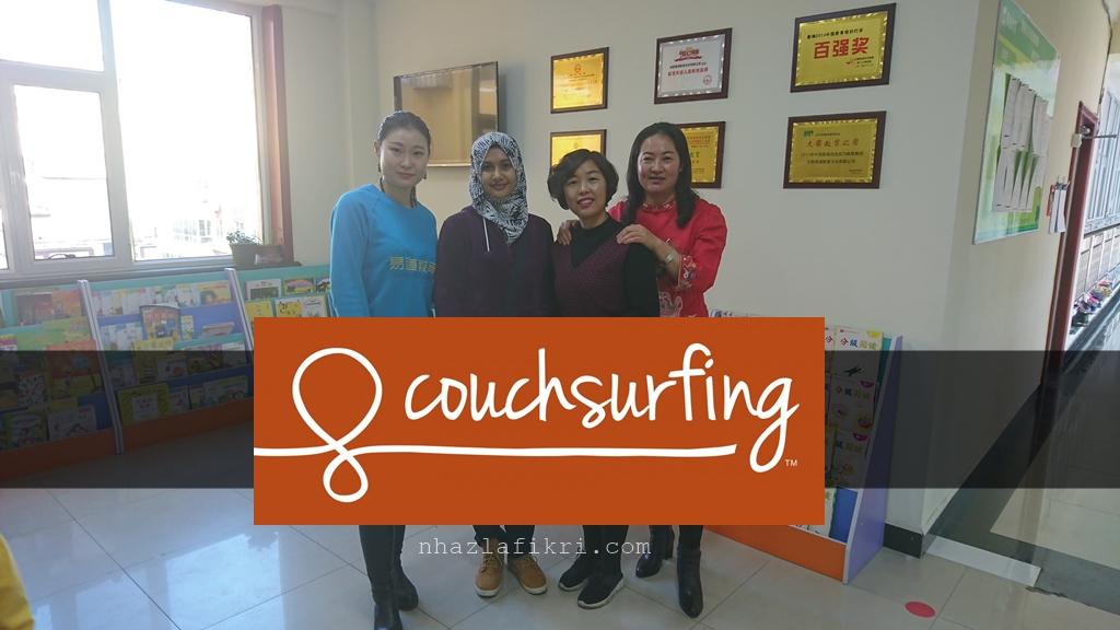 Couchsurfing – ada Kebaikan dan Keburukan
