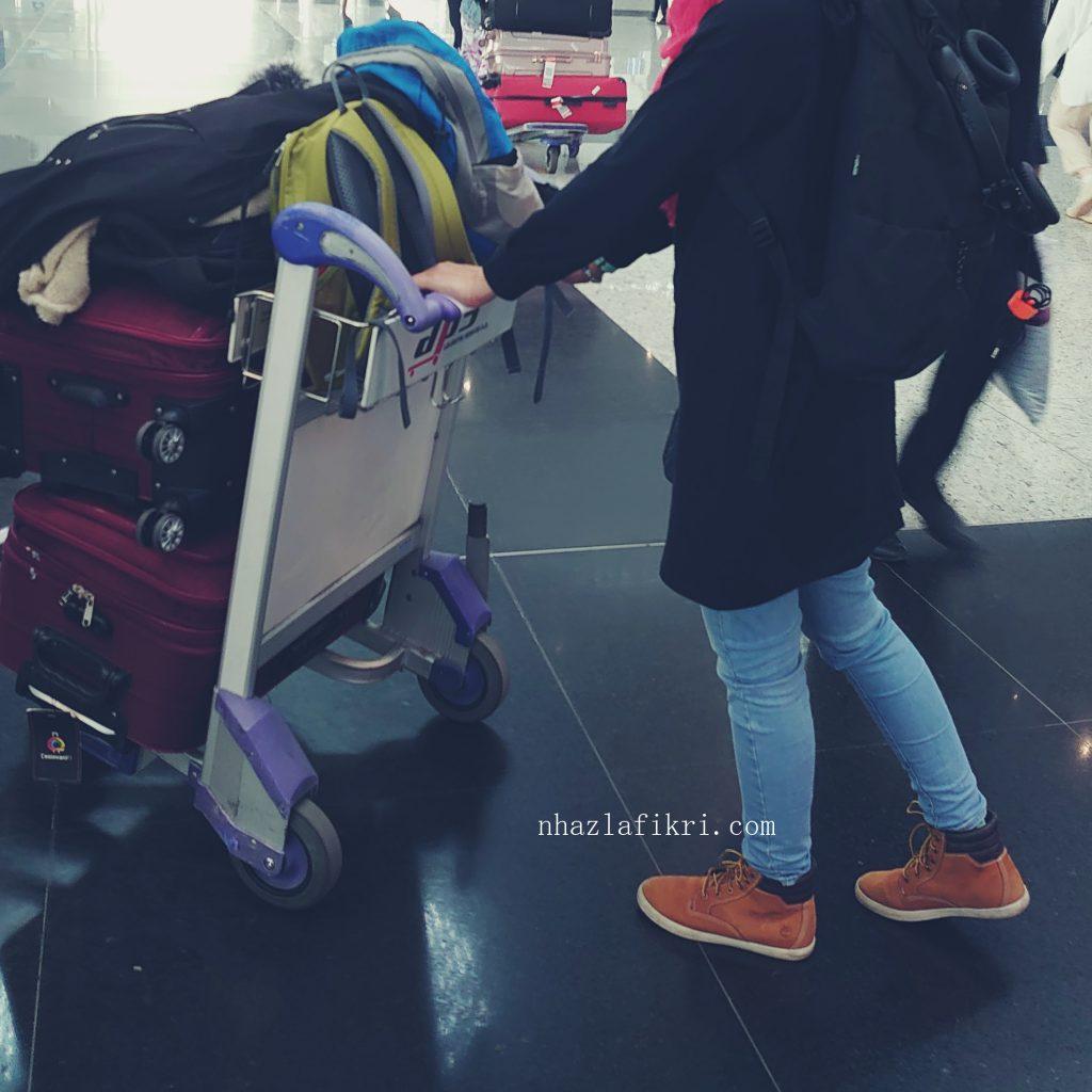 Kembali ke Malaysia